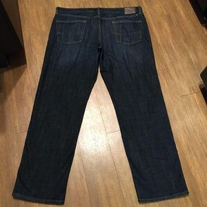 Lucky Brand Jeans - Lucky 361 Vintage Straight Mens Blue Jeans 42×34